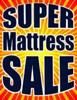 (( SUPER Mattress Sale - Take Advantage of our Low Prices ))