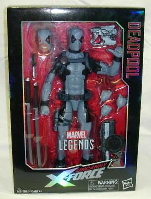 """Deadpool (Uncanny X-Force) Marvel Legends Series 12"""" Action Figure TRU Exclusive"""