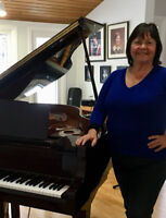 Piano Lessons in Midhurst, North Barrie and Minesing