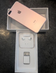iPhone 7 Plus (32gb) Rose Gold