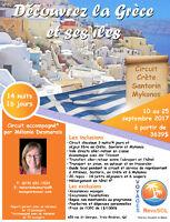 La Grèce et ses îles