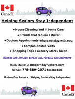 Helping Seniors Stay Independent