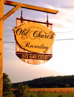 Old Church Recording Studio - Recording Packages