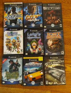 Gamecube games - pricing in ad