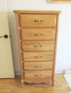 Ideal Furniture - Lingerie Wood Chest of Drawers