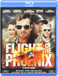 Flight Off The Phoenix-Brand New and Sealed Blu-Ray