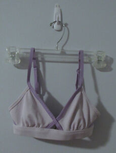 Like New XS Aerie Bralette Bra in Lilac and a Light Pink/Purple