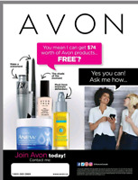 Want to Join Avon ? Contact me