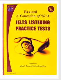 IELTS LISTENING PRACTICE TESTS