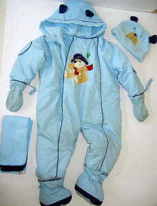 Teddy's Choice Snowsuit