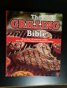 BBQ BOOK FOR SALE