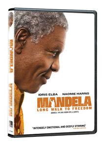 Mandela Long Walk to Freedom DVD - NEW