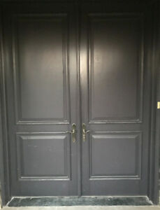 "***ENTRY ELEGANCE DOORS - 72"" x 96""***"