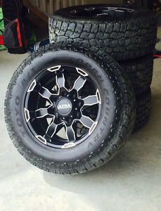Toyo Open Country Tires/Rims