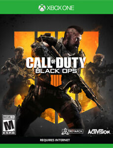 Red dead redemption et call of duty black ops 4 xbox one