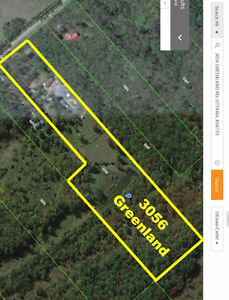 20 Acres of Paradise, only 9 minutes from Kanata in Dunrobin