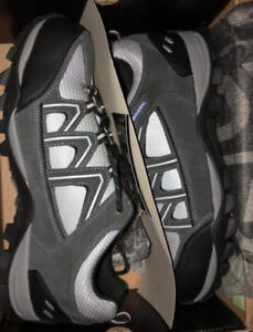 Brand new steel toe shoes