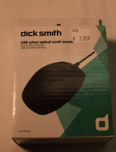 Computer Mouse by Dick Smith only 7.95