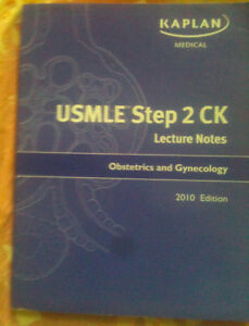 USMLE Step 2 CK Lecture Notes Obstetrics and Gynecology 2010 Ed.