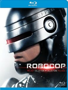 Blu-ray - Robocop Trilogy Collection - New and Unopened