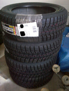 Factory New Unused Bridgestone Blizzak WS80