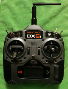 FLIGHT SIMULATOR AND DX6i IN MINT CONDITION