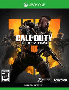 Black Ops 4 Xbox One $55