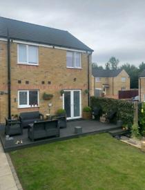 Composite decking/ fencing all garden work