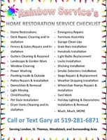 Home Restorations Service's