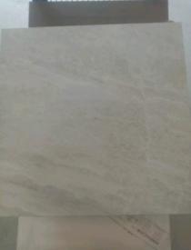 61x61cm Cashmere Oyster Floor Tile 3m2 Job Lot £30