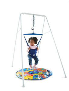 Jolly Jumper with mat and stand (jumperoo)