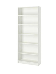 White Ikea Billy Bookcase, Good Condition, Pick-Up Only,