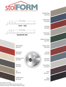 Mennonite Metals Quality Steel Roofing & Siding Products