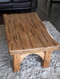 Large Celtic pine coffee table