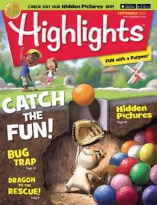 wanted: highlights magazines