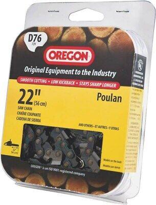 "22""XtrguardChisel Chain,No D76,  Oregon Cutting Systems"