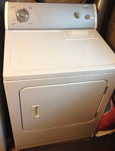Whirlpool Washer and Dryer - Laveuse Secheuse