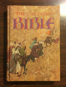 Children's Bible - Lg. Illustrated