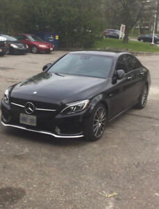 Lease Take Over - 2016 Mercedes C450 with 2 years left!