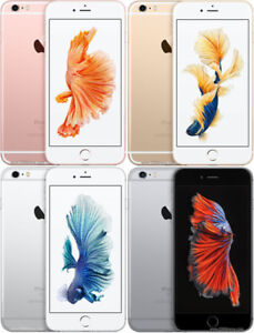 IPHONE 6 S PLUS BRAND NEW 64GB WITH 1 YEAR APPLE WARRANTY UNLOCK
