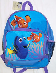 NEW Backpacks & Lunch Bags - Star Wars, Dory, Winx, Phineas Ferb
