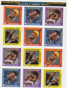 Timbre WWF 1993 (B212)