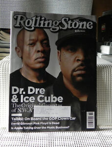 Rolling Stone mag - Dr. Dre & Ice Cube - #1242