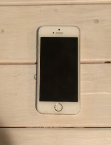 iPhone SE 64gb Silver - Like New