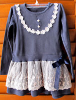 5 long-sleeve tops for 4 years old girl