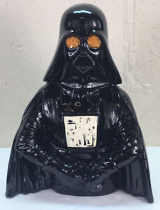 ceramic electric darth vader lamp mint cod. no issues at all.