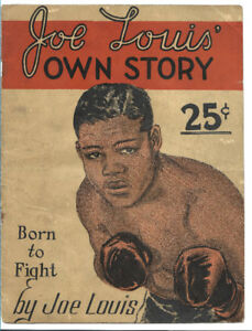 Boxing; JOE , OWN STORY BORN TO FIGHT (1935)