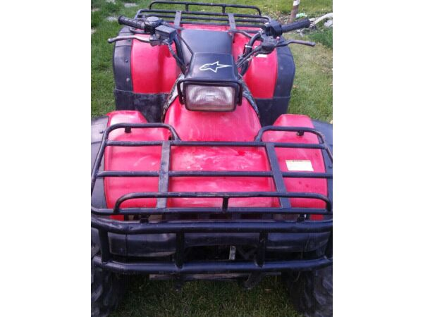 Used 1999 Honda Forman 450s
