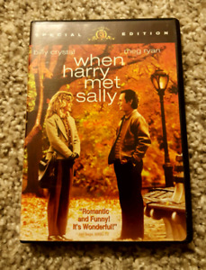 """When Harry Met Sally"" Movie - DVD"