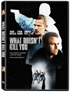 What Doesn't Kill You DVD